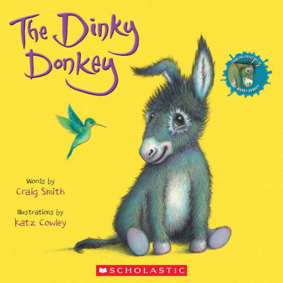 The Dinky Donkey book