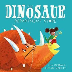 The Dinosaur Department Store book