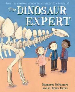 The Dinosaur Expert book
