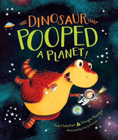 The Dinosaur That Pooped a Planet! book