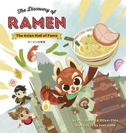 The Discovery of Ramen book