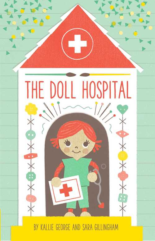 The Doll Hospital book
