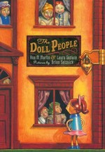 The Doll People book