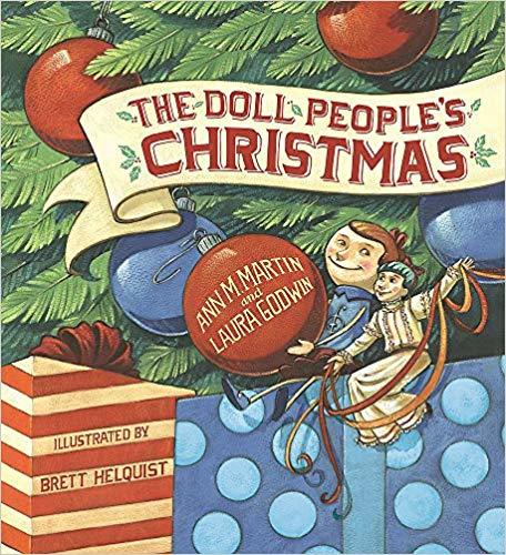 The Doll People's Christmas book