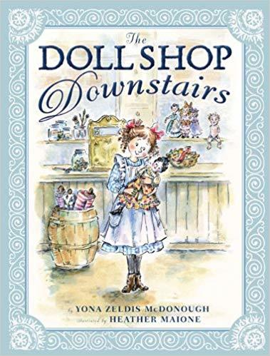 The Doll Shop Downstairs book