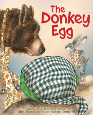 The Donkey Egg book