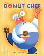 The Donut Chef book