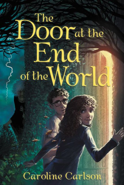The Door at the End of the World book