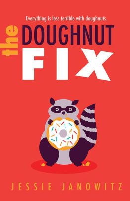 The Doughnut Fix book