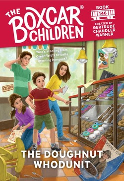 The Doughnut Whodunit Book