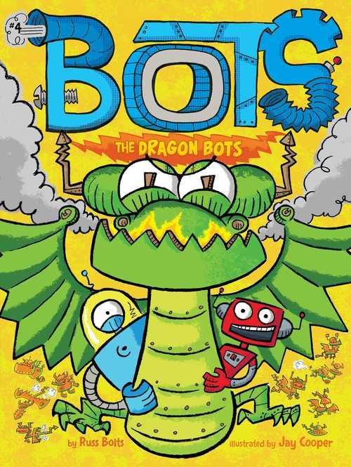 The Dragon Bots book