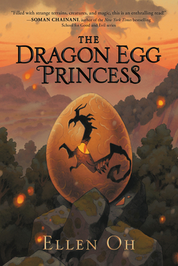 The Dragon Egg Princess book