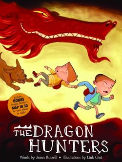 The Dragon Hunters book