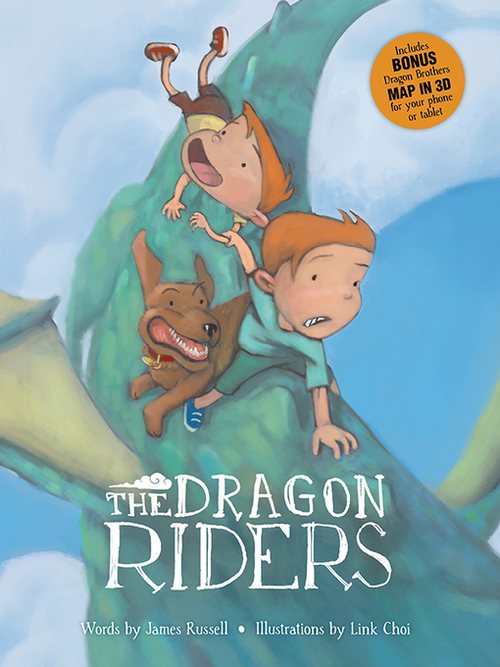The Dragon Riders book