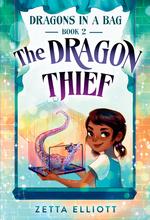 The Dragon Thief book