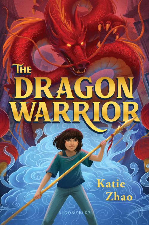 The Dragon Warrior book