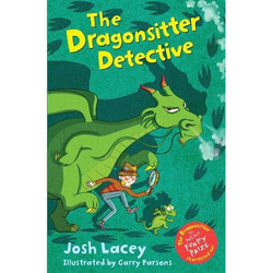 The Dragonsitter Detective book