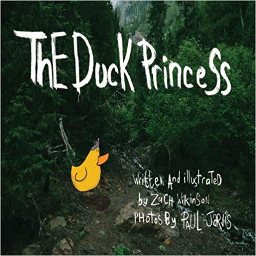The Duck Princess book