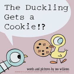The Duckling Gets a Cookie!? book
