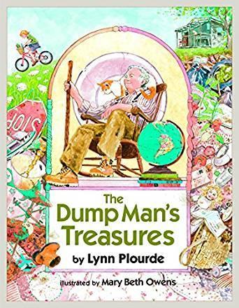 The Dump Man's Treasures Book