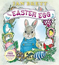 The Easter Egg book