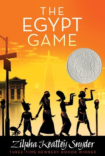 The Egypt Game Book