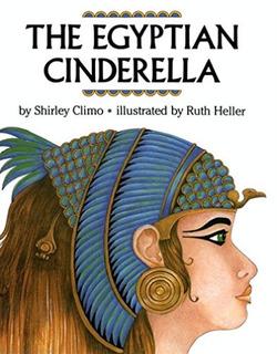 The Egyptian Cinderella book