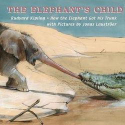 The Elephant's Child book