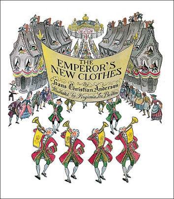 The Emperor's New Clothes book