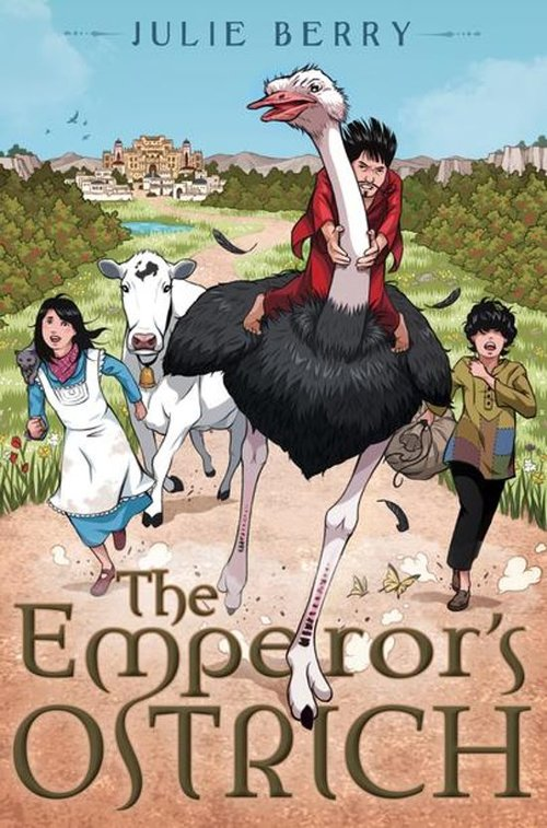 The Emperor's Ostrich book