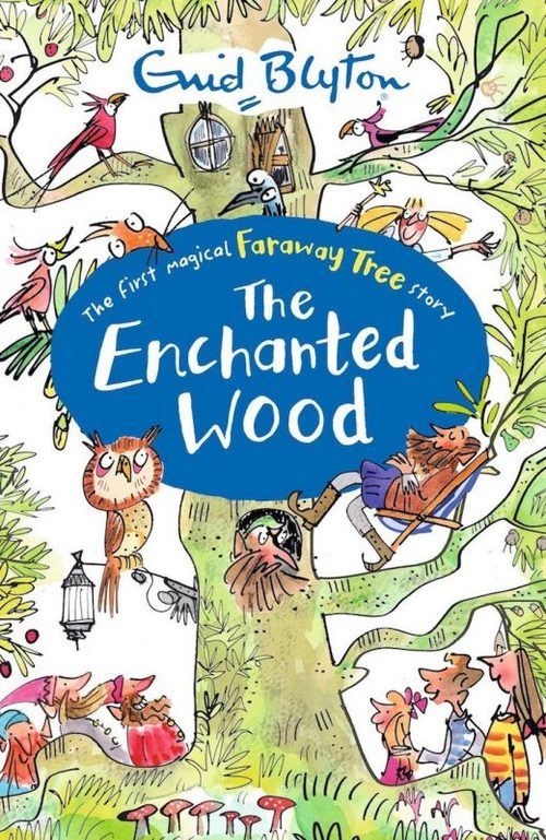 The Enchanted Wood book