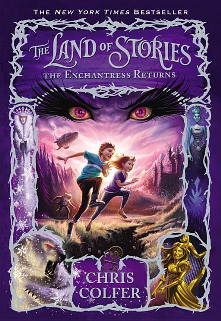 The Enchantress Returns book