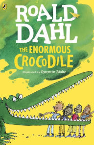 The Enormous Crocodile book