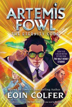The Eternity Code book