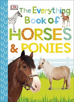 The Everything Book of Horses and Ponies book