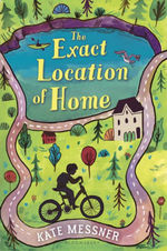 The Exact Location of Home book