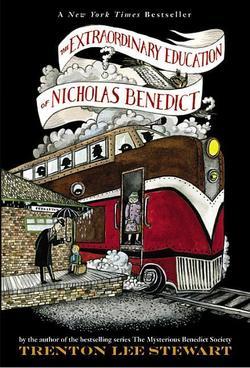 The Extraordinary Education of Nicholas Benedict book