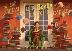 The Fantastic Flying Books of Mr. Morris Lessmore book