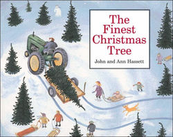 The Finest Christmas Tree book