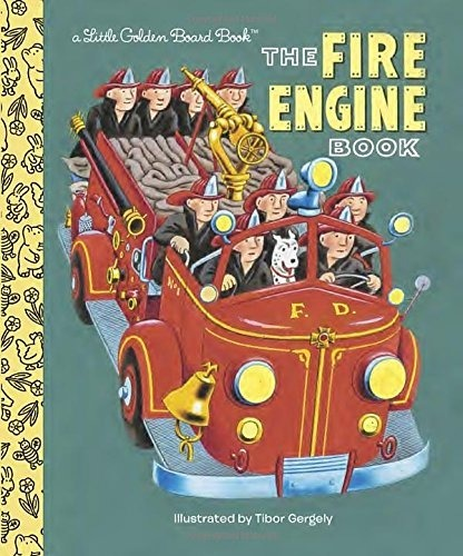 The Fire Engine Book book