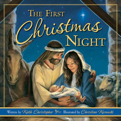 The First Christmas Night book