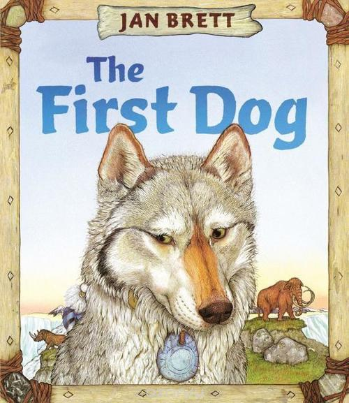 The First Dog book