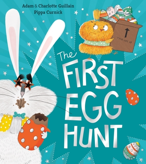 The First Egg Hunt book