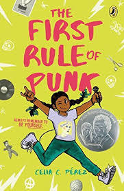The First Rule of Punk book