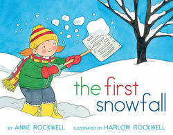 The First Snowfall book