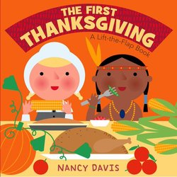 The First Thanksgiving book