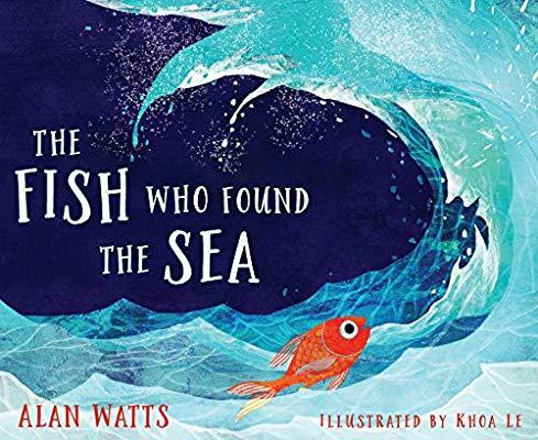The Fish Who Found the Sea book