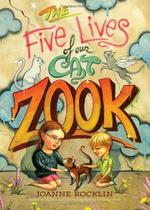 The Five Lives of Our Cat Zook book