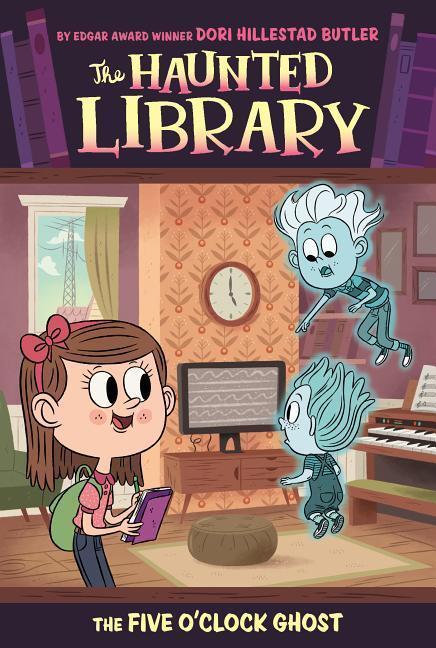 The Five O'Clock Ghost book