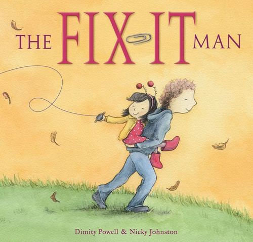 The Fix-It Man book